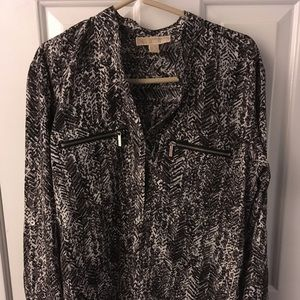 NWOT Michael Kors dress top. Size 4